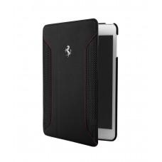 Чехол Ferrari F12 Collection Leather Folio Case BLACK для iPad Air