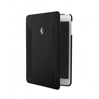 Чехол Ferrari F12 Collection Leather Folio Case BLACK для iPad Air