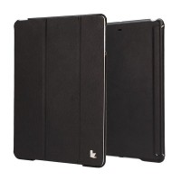 Чехол JisonCase Executive Smart Case BLACK для iPad Air/air 2