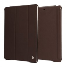 JisonCase Executive Smart Case BROWN для iPad Air/Air 2