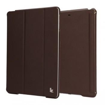 Чехол JisonCase Executive Smart Case BROWN для iPad Air/Air 2