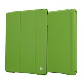 Чехол JisonCase Executive Smart Case GREEN для iPad Air/Air 2