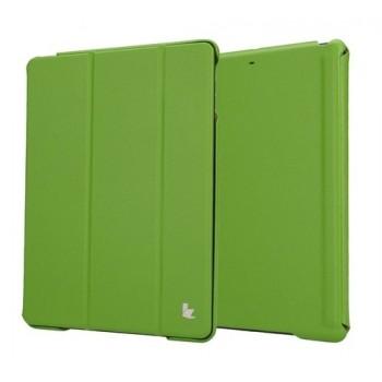 Чехол JisonCase Executive Smart Case GREEN для iPad Air/Air 2