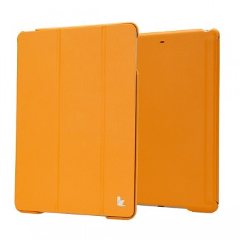 Чехол JisonCase Executive Smart Case ORANGE для iPad Air/Air 2