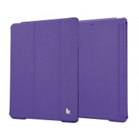 Чехол JisonCase Executive Smart Case PURPLE для iPad Air/Air 2