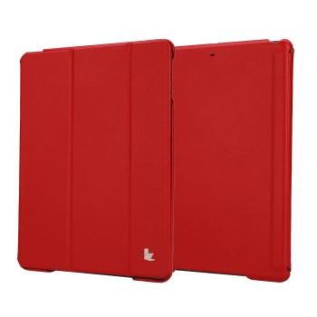 Чехол JisonCase Executive Smart Case RED для iPad Air/Air 2