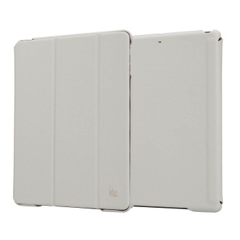 Чехол JisonCase Executive Smart Case WHITE для iPad Air/Air 2