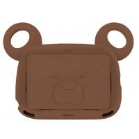 Чехол OZAKI BoBo Bear for Kid Coffee для iPad Air