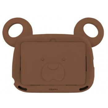 Чехол OZAKI BoBo Bear for Kid Coffee для iPad Air