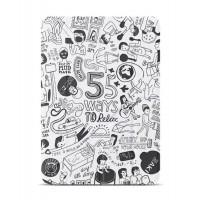 Чехол OZAKI O!coat Relax 360° BLACK для iPad Air