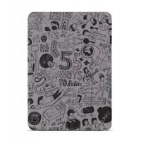 Чехол OZAKI O!coat Relax 360° GREY для iPad Air