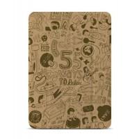 Чехол OZAKI O!coat Relax 360° KHAKI для iPad Air