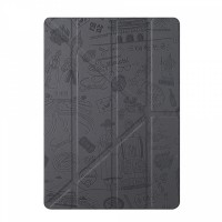 Чехол Ozaki O!coat Travel Seoul Grey для iPad Air