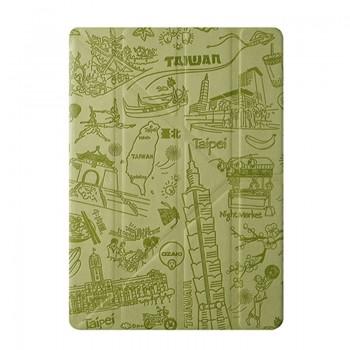 Чехол Ozaki O!coat Travel Taipei Green для iPad Air