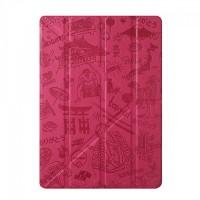 Чехол Ozaki O!coat Travel Tokyo Pink для iPad Air