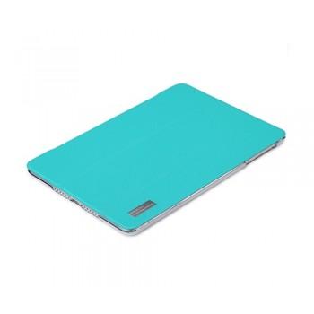Чехол ROCK Elegant Side Flip Case AZURE для iPad Air