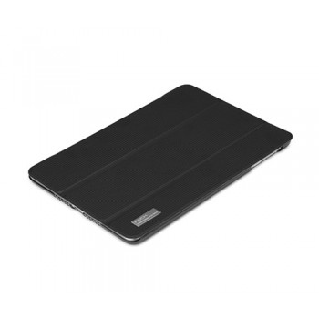 Чехол ROCK Elegant Side Flip Case BLACK для iPad Air