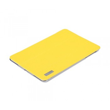 Чехол ROCK Elegant Side Flip Case YELLOW для iPad Air