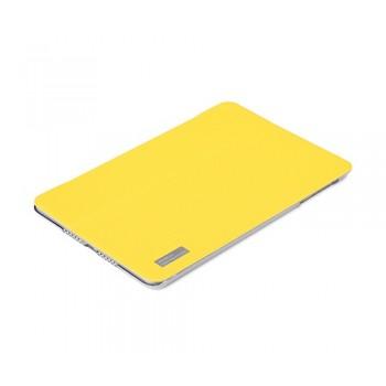 Чехол ROCK Elegant Side Flip Case YELLOW для iPad Air