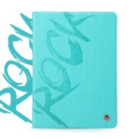 Чехол ROCK Impres Case BLUE для iPad Air