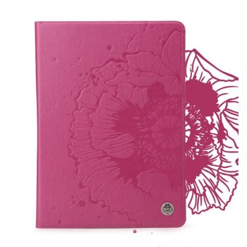 Чехол ROCK Impres Case ROSE PINK для iPad Air