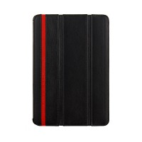 Чехол Teemmeet Smart Cover BLACK для iPad Air