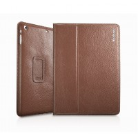 Чехол Yoobao Executive Leather Case BROWN для iPad Air