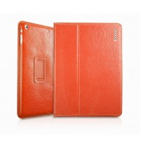 Чехол Yoobao Executive Leather Case ORANGE для iPad Air