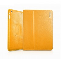 Чехол Yoobao Executive Leather Case YELLOW для iPad Air