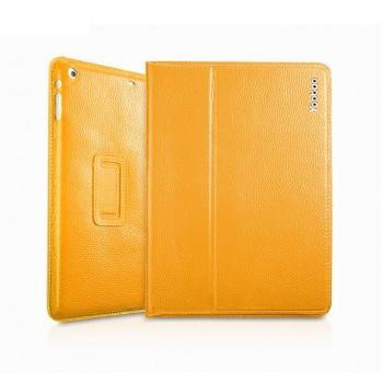 Чехол Yoobao Executive Leather Case YELLOW для iPad Air