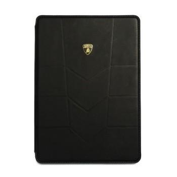 Чехол Lamborghini Aventador-D1 Folio Case BLACK для iPad Air
