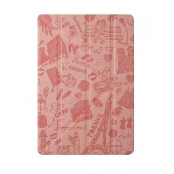 Чехол Ozaki O!coat Travel Paris Pink для iPad mini 4
