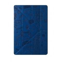 Чехол Ozaki O!coat Travel London Dark Blue для iPad mini 4