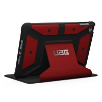 Чехол Urban Armor Gear Rogue Red для iPad Mini 4