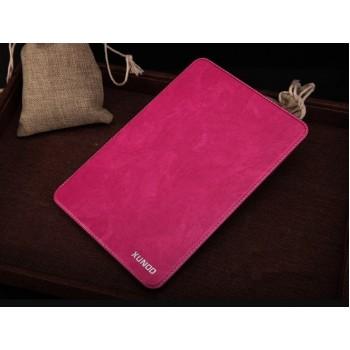 Чехол XUNDD Encore Leather Case Rose Red для Apple iPad mini 4