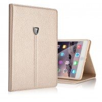 Чехол XUNDD Noble Smart Leather Gold для Apple iPad mini 4