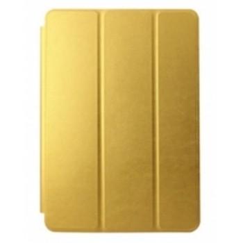 Чехол Apple Leather Smart Case Gold для iPad Mini 4