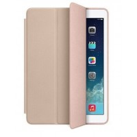 Чехол Apple Leather Smart Case Beige для iPad Mini 4
