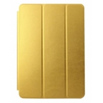 Чехол Apple Leather Smart Case Gold для iPad mini 3/iPad mini 2/iPad mini