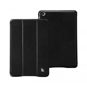 Чехол JisonCase Classic Smart Cover BLACK для iPad Mini/Mini Retina