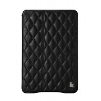 Чехол JIsonCase Quilted Leather Smart Case BLACK для iPad Mini/Mini Retina