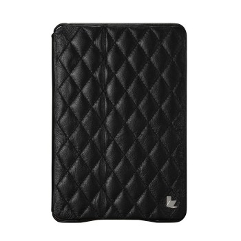Чехол JIsonCase Quilted Leather Smart Case BLACK для iPad Mini/Mini Retina