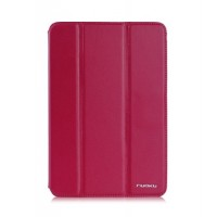 Чехол NUOKU GRACE Series Exclusive Leather Case PINK для iPad Mini