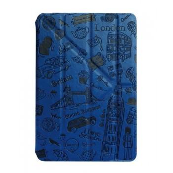 Чехол Ozaki O!coat Travel London Dark Blue для iPad Mini/Mini Retina