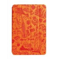 Чехол Ozaki O!coat Travel New York Orange  для iPad Mini/Mini Retina
