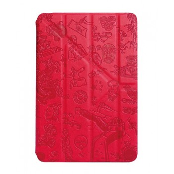 Чехол Ozaki O!coat Travel Beijing Red для iPad Mini/Mini Retina