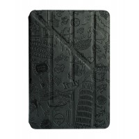 "Чехол Ozaki O!coat Travel Rome Black для iPad Pro 2 9,7"""