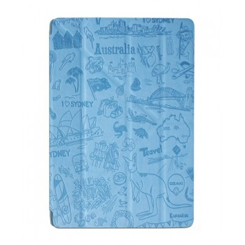 Чехол Ozaki O!coat Travel Sydney Blue для iPad Mini/Mini Retina