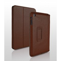 Чехол YOOBAO Executive Leather Case BROWN для iPad Mini