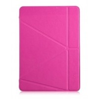 Чехол iMax Origami Smart Case Pink для iPad Pro
